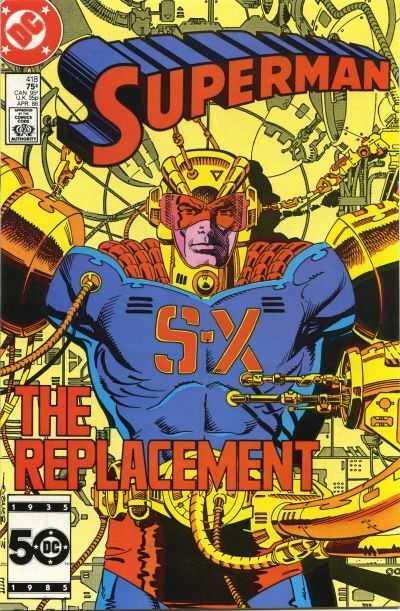 Superman #418
