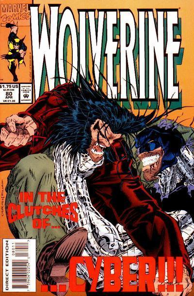 Wolverine #80