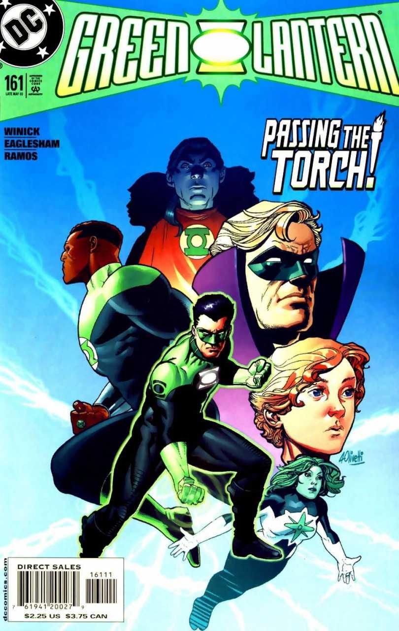 Green Lantern #161