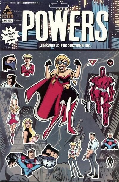 Powers #24