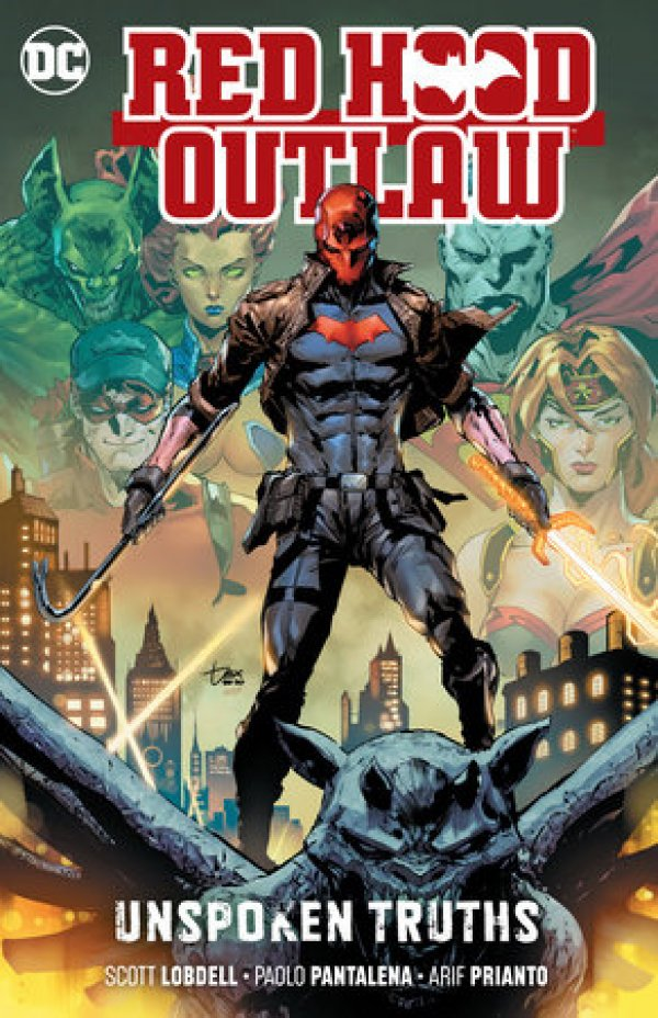 Red Hood: Outlaw Vol. 4: Unspoken Truths TP
