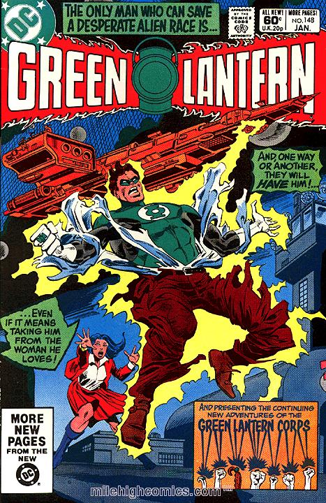 Green Lantern #148