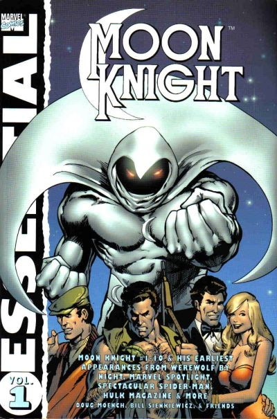 Essential Moon Knight Vol. 1 TP