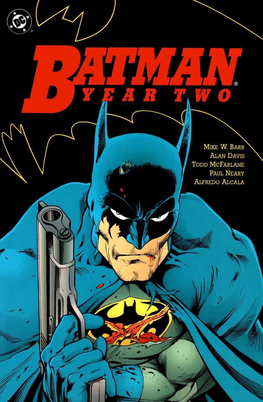 Batman: Year Two TP