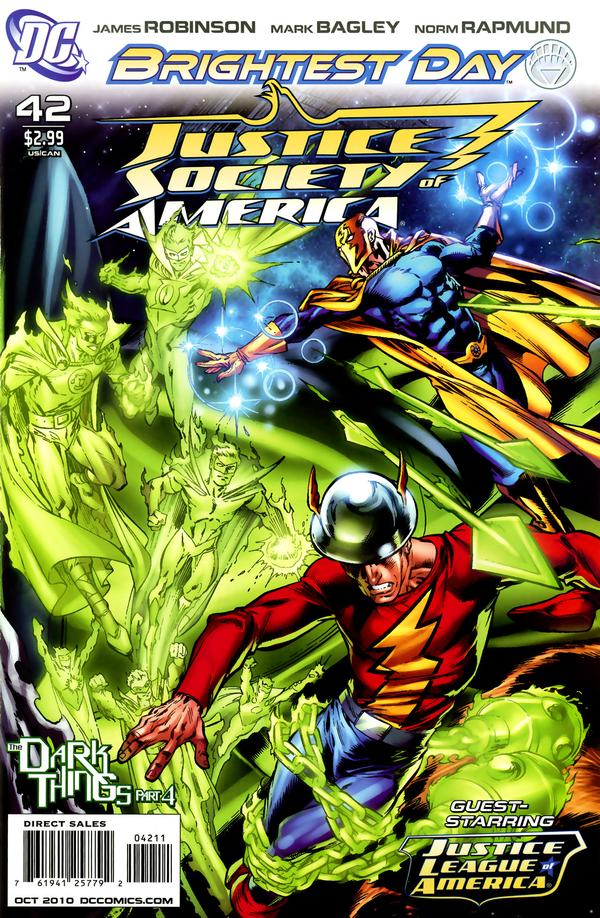 Justice Society of America #42