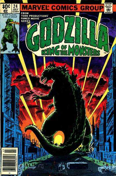 Godzilla: King of the Monsters #24