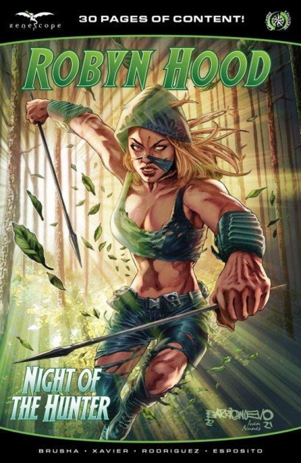 Robyn Hood: Hunted #1