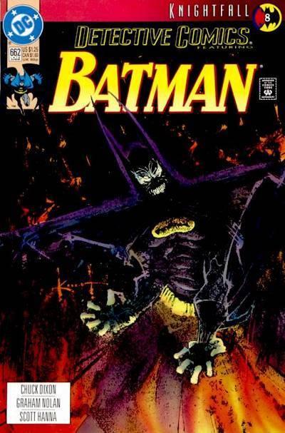 Detective Comics #662