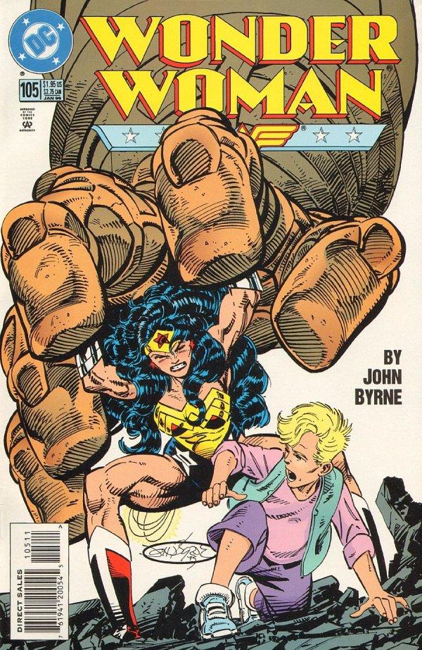 Wonder Woman #105