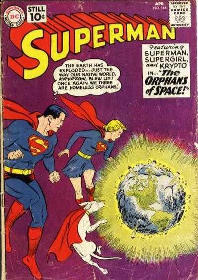 Superman #144