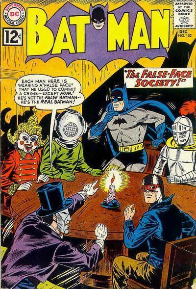 Batman #152