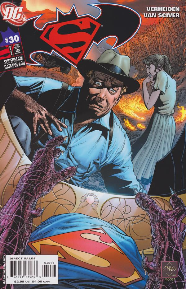 Superman / Batman #30
