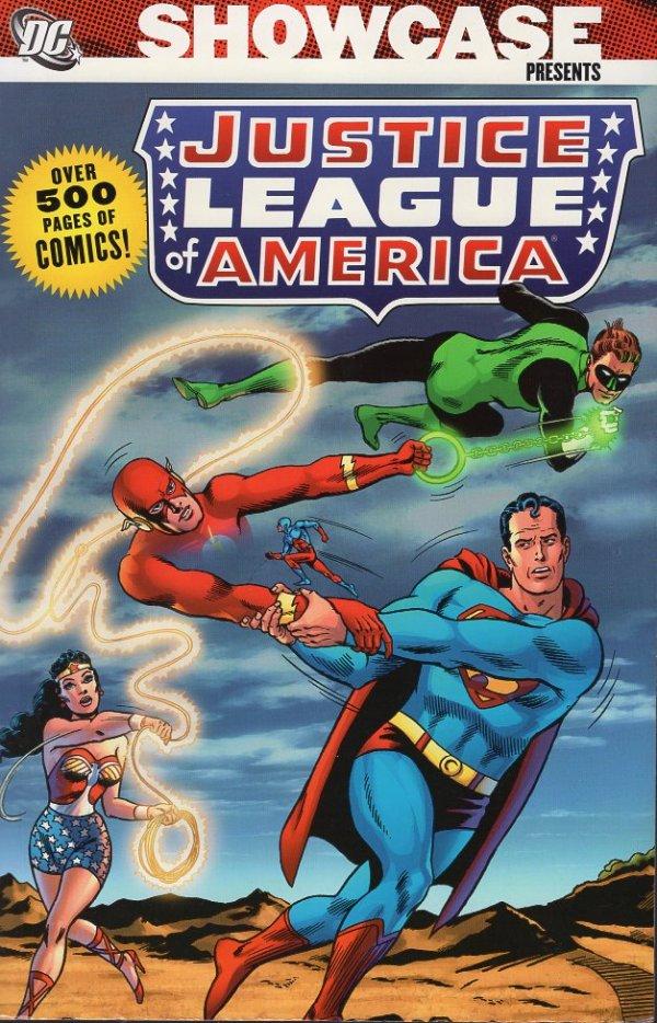 Showcase Presents: Justice League of America Vol. 2 TPB
