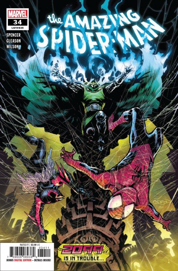 The Amazing Spider-Man #34