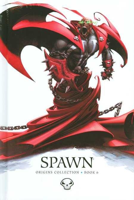 Spawn Origins Vol. 6 HC