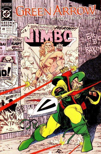 Green Arrow #41
