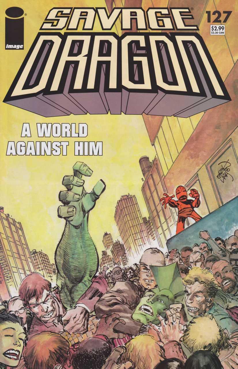 Savage Dragon #127