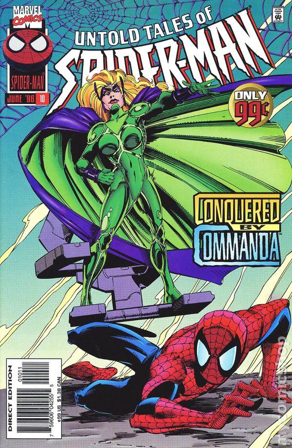 Untold Tales of Spider-Man #10