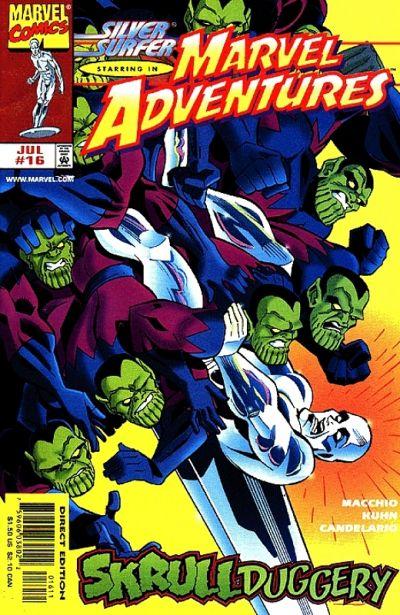 Marvel Adventures #16
