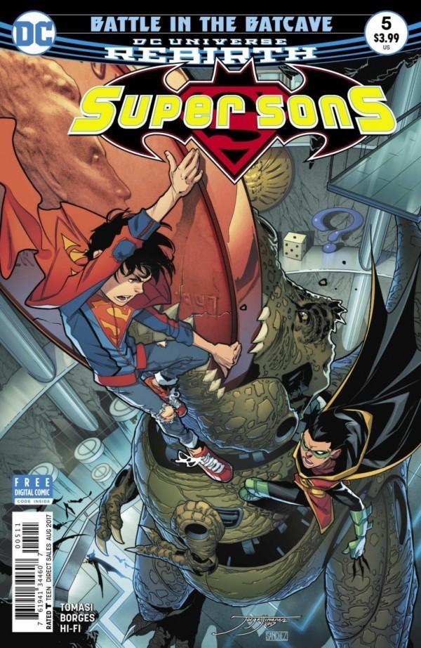 Super Sons #5