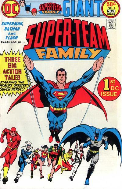 Super-Team Family #1