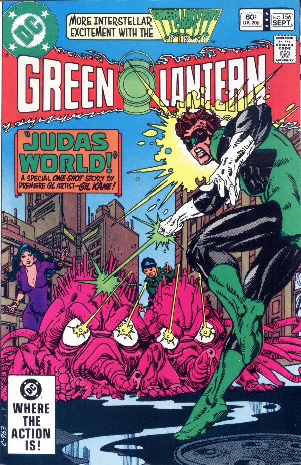 Green Lantern #156