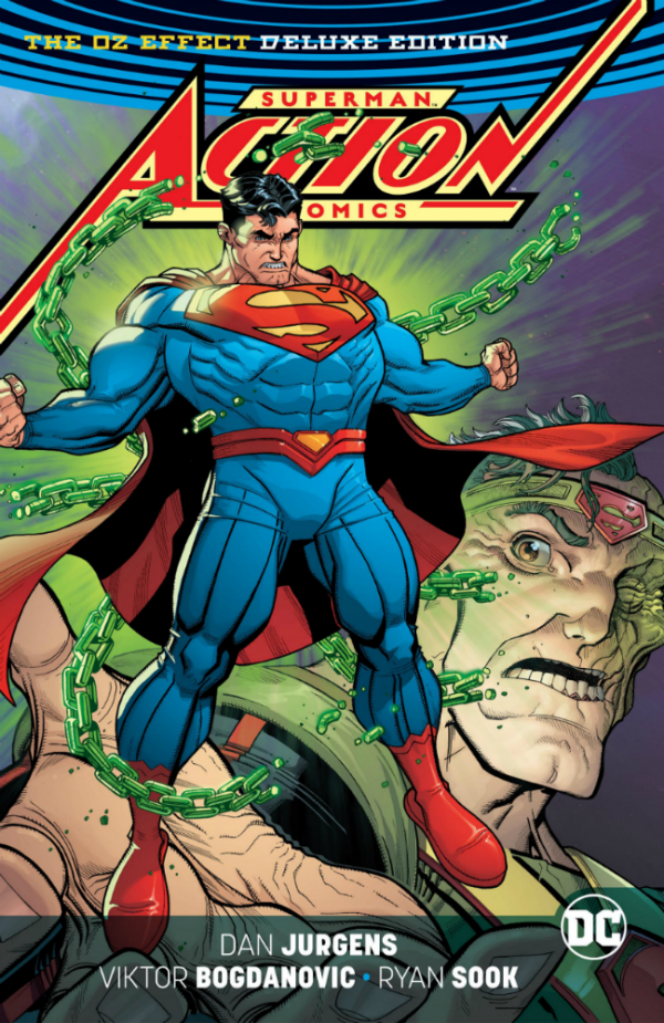 Action Comics: The Oz Effect - The Deluxe Edition HC