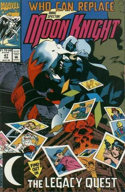 Marc Spector: Moon Knight #47