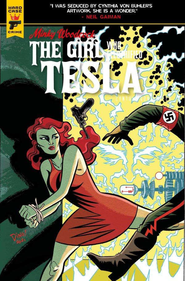 Minky Woodcock: The Girl Who Electrified Tesla #4