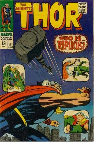 The Mighty Thor #141