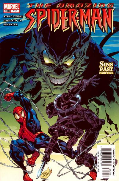 The Amazing Spider-Man #513