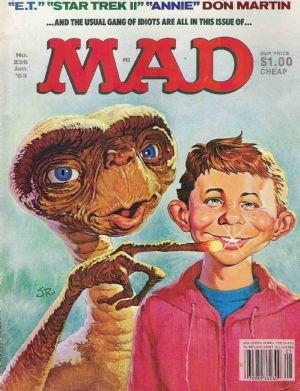 Mad Magazine #236