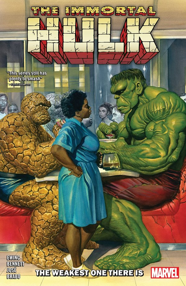 The Immortal Hulk Vol. 9: The Weakest One There Is TP
