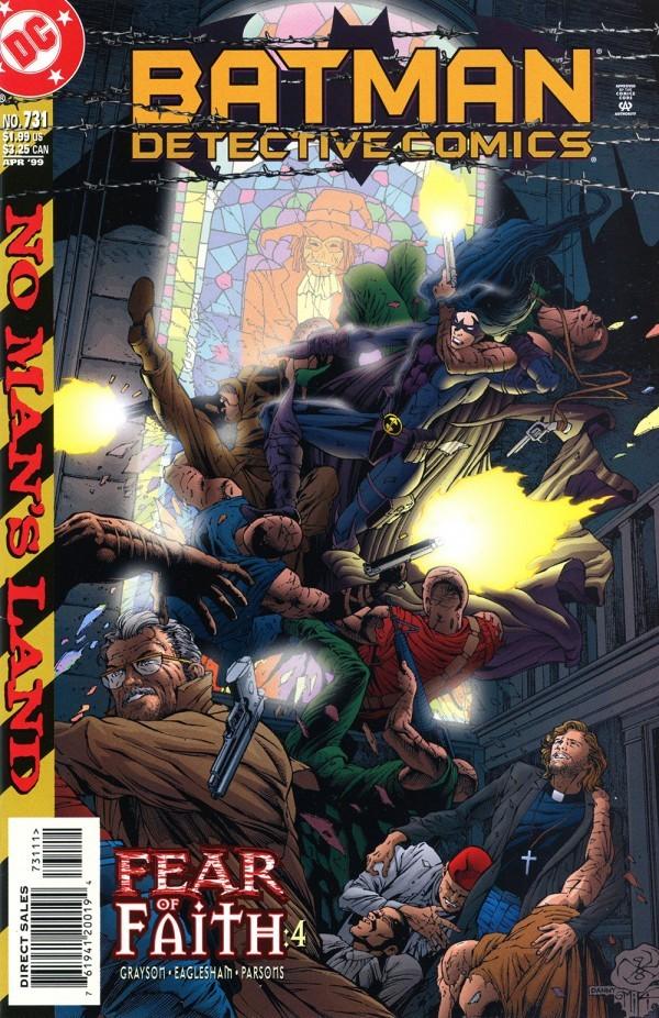 Detective Comics #731
