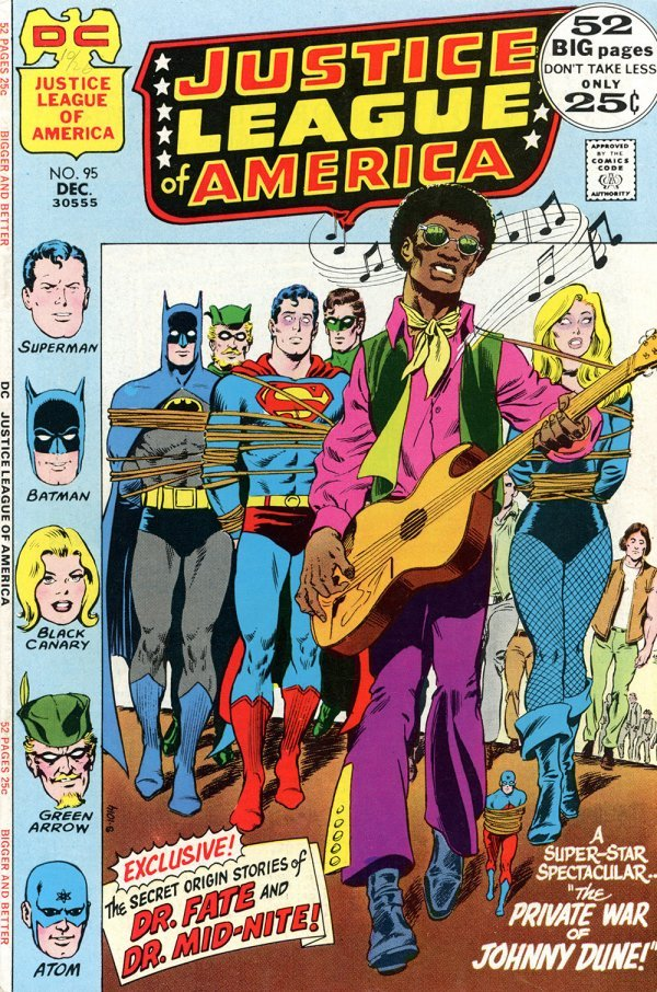 Justice League of America #95