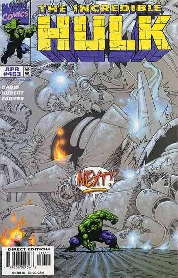 The Incredible Hulk #463