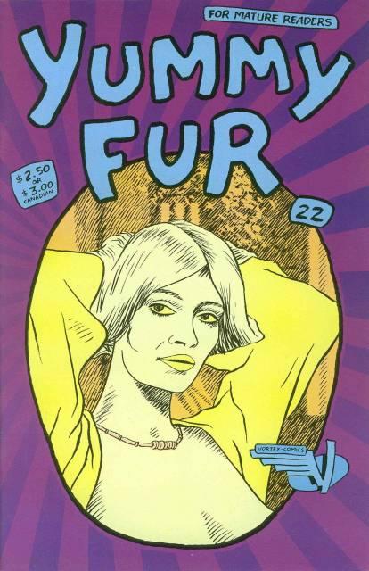 Yummy Fur (Vortex) #22