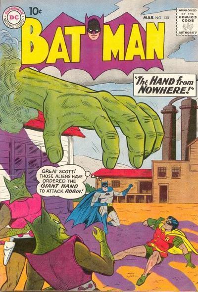 Batman #130
