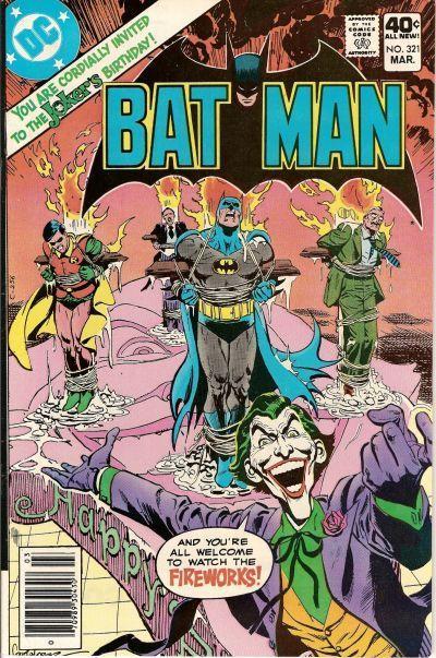 Batman #321
