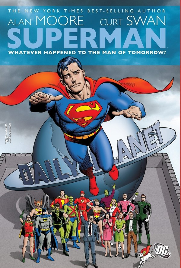 Superman: Whatever Happened to the Man of Tomorrow? HC