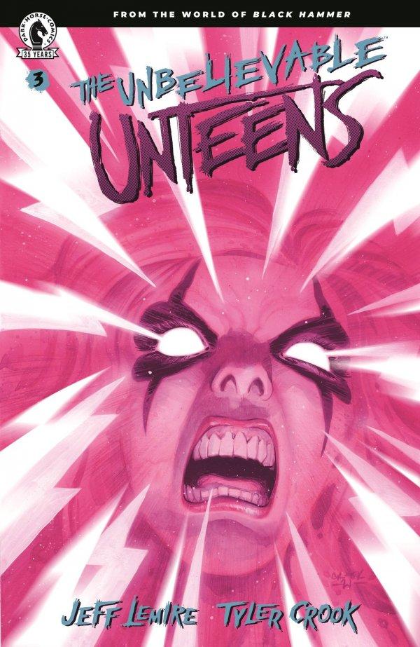 The Unbelievable Unteens #3