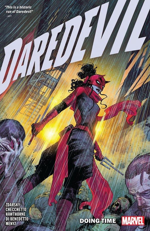 Daredevil by Chip Zdarsky Vol. 6: Doing Time Part One TP