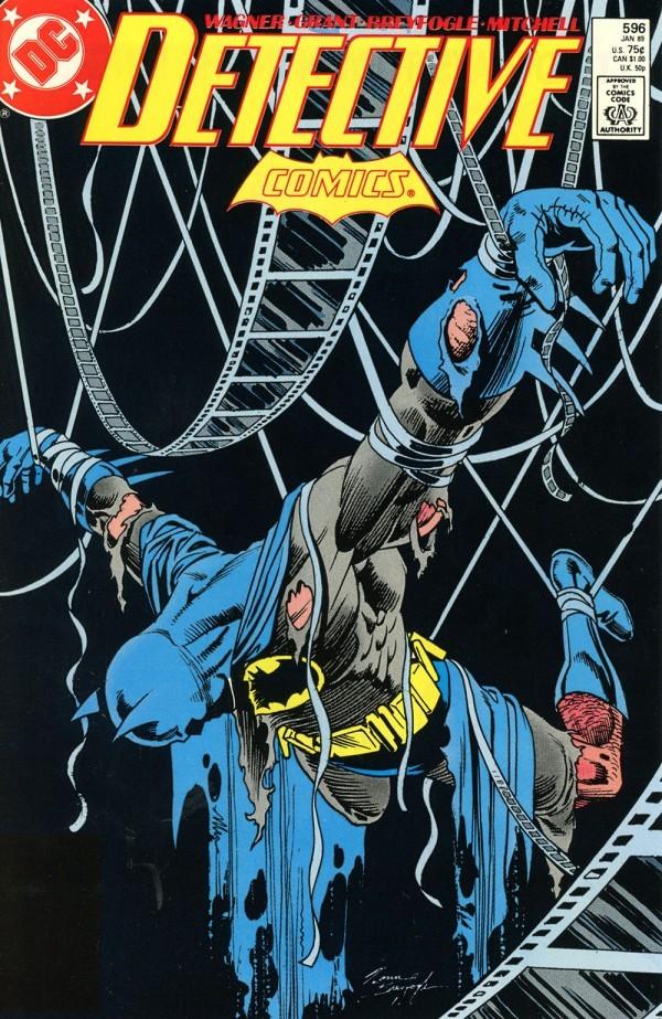 Detective Comics #596