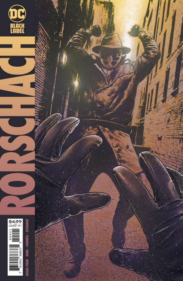Rorschach #4