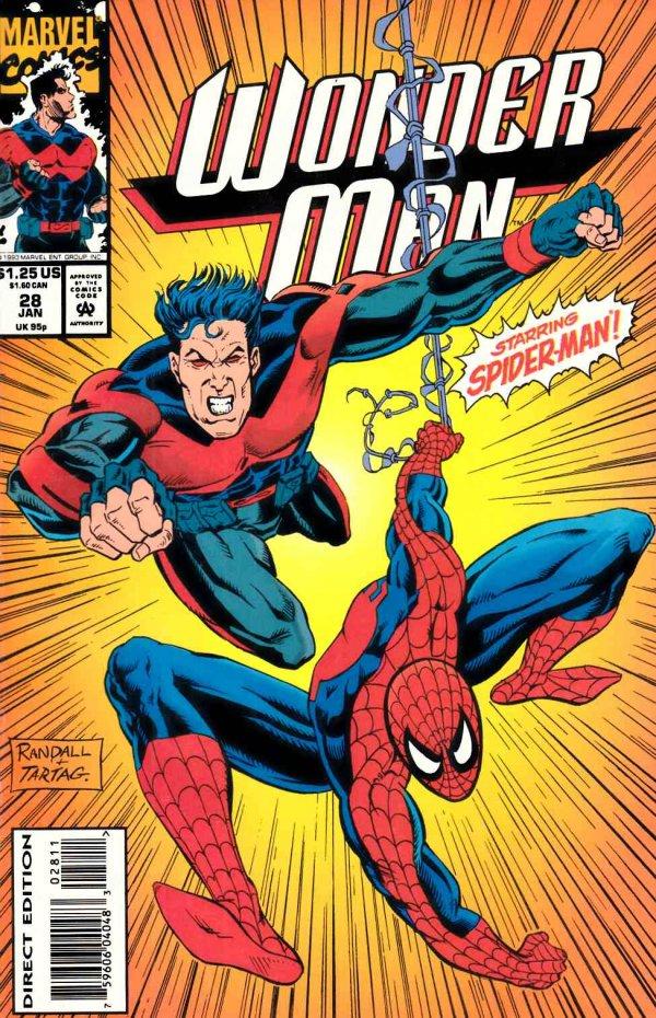 Wonder Man #28