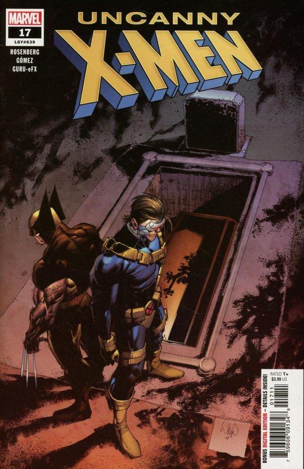 Uncanny X-Men #17