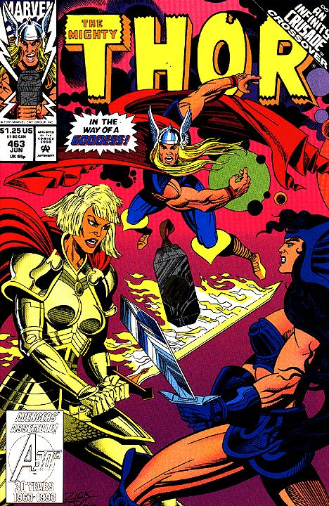 The Mighty Thor #463