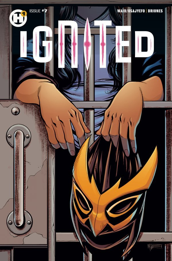 Ignited #7 review