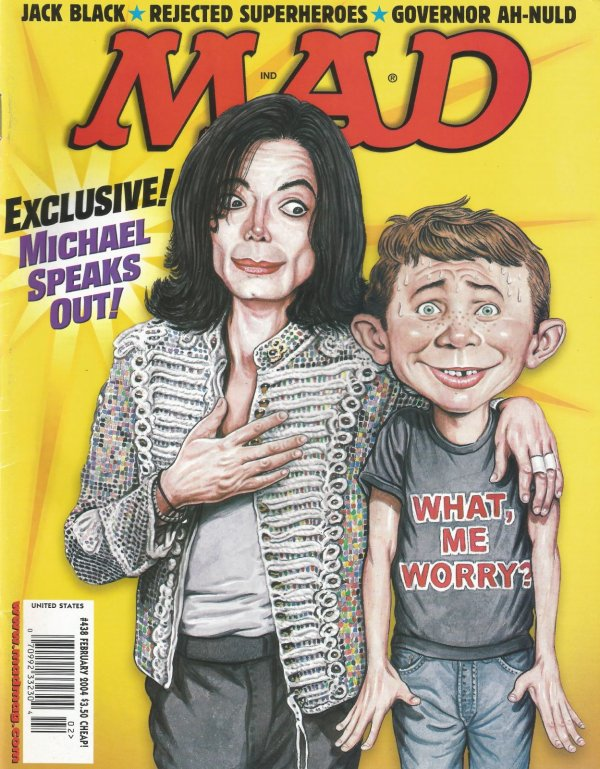 Mad Magazine #438