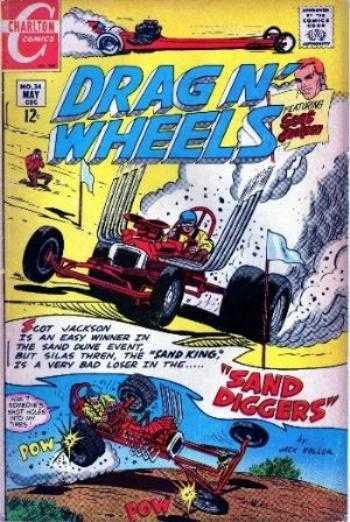 Drag N' Wheels #34